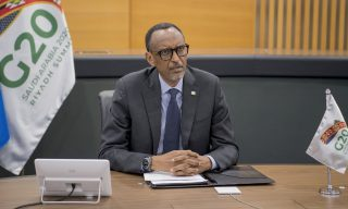 President Kagame Calls for Equitable Distribution of COVID-19 Vaccine