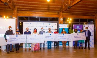 Bank of Kigali Gives Interest-free Loans to Urumuri Initiative Winners