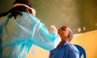 Rwanda Conducts COVID-19 Mass Testing in Schools