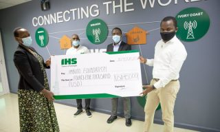 IHS Rwanda Ltd Supports Brilliant Students Through Imbuto Foundation's Programme
