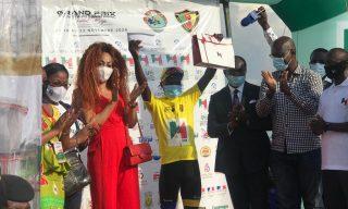 Mugisha Moise Wins Grand Prix Chantal Biya