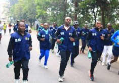 Rwanda Kungfu Wushu Federation Encourages Community to Embrace Sport