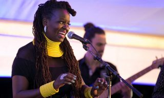 Rwandan Jazz Maestro Somi Nominated for Grammy Awards