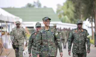 Our Nation Is Grateful for Your Service – Kagame to Rwanda's Defence and Security Forces