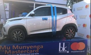 Bank Of Kigali Launches End Of Year Promotion 'Mu Munyenga Na Mastercard'