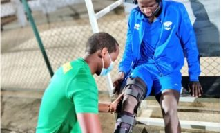 Bertrand's CHAN Over Due To Injury