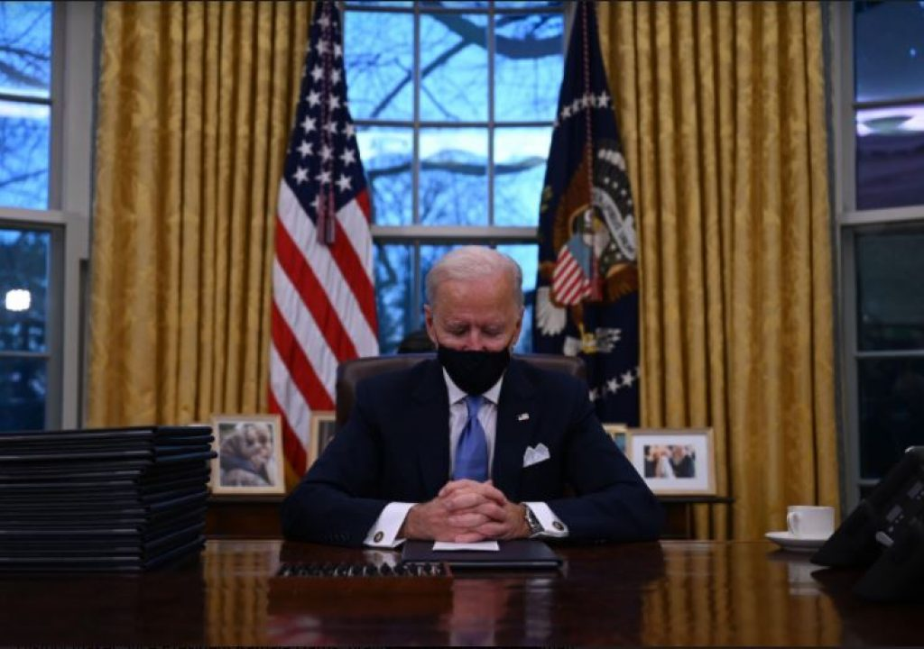 Back To Business As Usual, As Biden Hits The Ground Running?