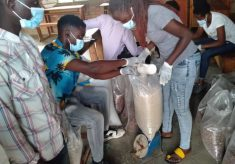 COVID-19 Relief Distribution Kicks off in City of Kigali