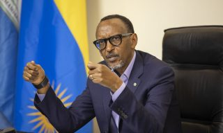 President Kagame Decries Double Standards in Global Vaccine Distribution