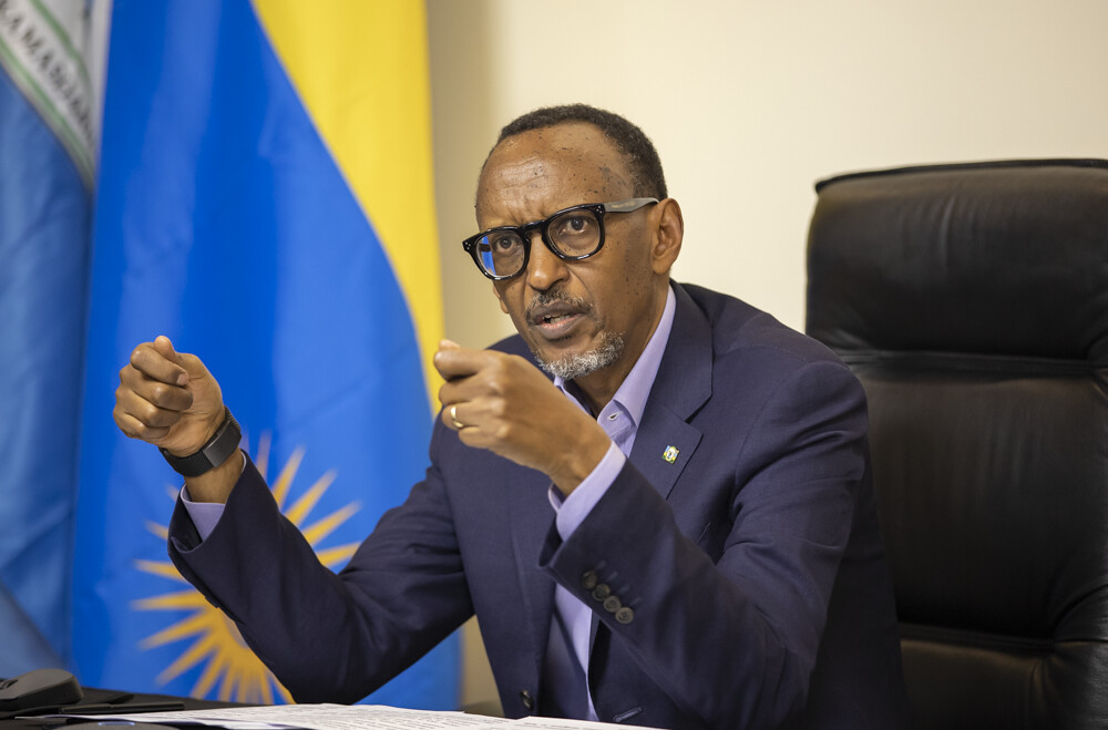 President Kagame Decries Double Standards in Global Vaccine Distribution –  KT PRESS