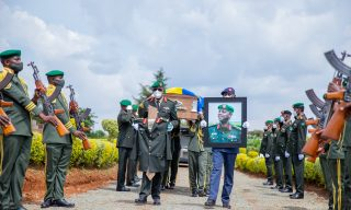 """He Worked Tirelessly & Selflessly"" -President Kagame Pays Tribute to Gen. Musemakweli"