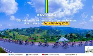 UCI Confirms New Tour du Rwanda 2021 Official Dates