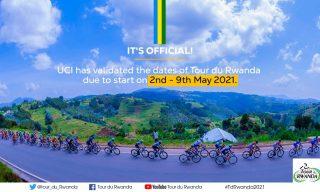 UCI Confirms New Tour du Rwanda 2021 Official Dates