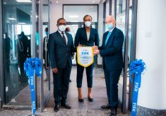 Infantino Opens FIFA Regional Headquarters In Kigali