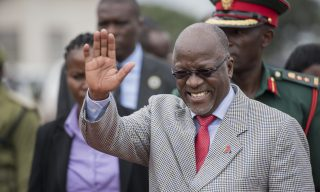 His Contribution Will Not be Forgotten- President Kagame on Magufuli