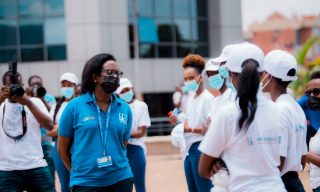 Bank of Kigali CEO Urges Miss Rwanda Contestants to Aim Higher