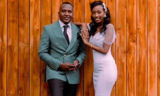 Singer Platini P is a Proud Dad