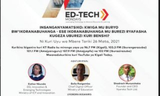Ed Tech Mondays Brings Debate Around Technology and Access To Quality Education