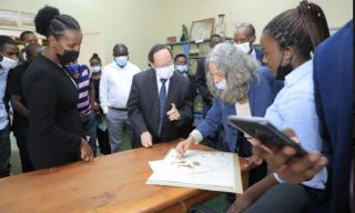 Rwanda: Embassy of Israel Supports the Youth-led Herbarium Research