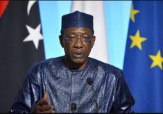 Chad President Idriss Deby Dies