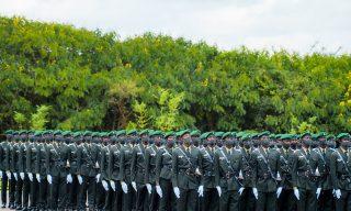 President Kagame Promotes RDF Personnel, Appoints Attachés