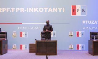 """""""Don't Settle for Less"""" -President Kagame to RPF Members"""