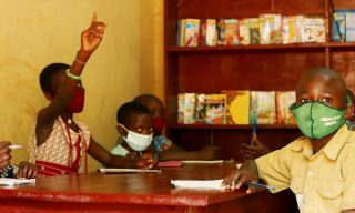 Four Young Ladies Launch Battle Against Quality of Education Divide