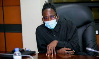 Let's Get It! Singer Mr. Eazi Vows to Invest in Rwanda
