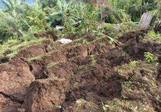 Landslide Leaves 100 Families Homeless In Western Rwanda