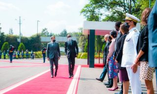 Full Speech: President Kagame's Remarks at a Press Conference with President Macron