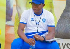 Rayon Sports Coach Bukasa Resigns After APR Defeat