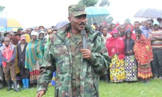 Kagame Promotes Col. Muhizi To Brigadier General