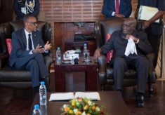 President Kagame Sends Condolences to the People of Zambia