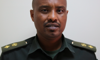Kagame Promotes Four Senior Officers to Colonel, One Appointed