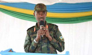 Maj. Gen. Mubarakh Muganga Promoted to Lt. Gen. as President Kagame Shuffles Army Top Brass