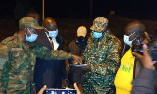 Rwanda Hands Over to Uganda Intercepted UPDF Soldier
