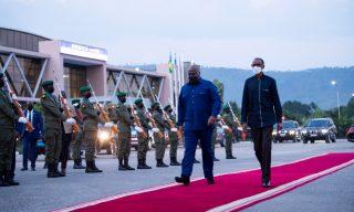 Day 1 Done: President Tshisekedi Returns Home, President Kagame Expected in DRC