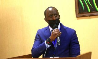 Olivier Mugabo Nizeyimana is the New FERWAFA President