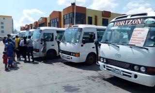 COVID-19 Lockdown Lifted, Public Transport Allowed