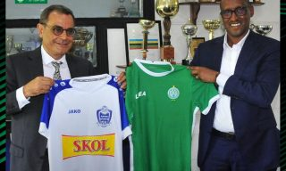 What the Partnership Between Rayon Sports and Morocco Giants Raja Club Athletic Means