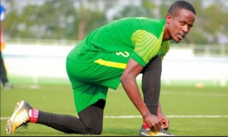 Haruna Back for Second Stint with AS Kigali