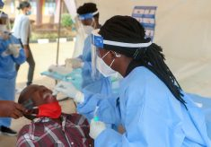 Covid-19 Mass Testing: Two Cells of Kigali Record Highest Positivity Rate