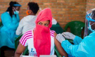 COVID-19: Rwanda to Start Vaccinating 18+ Group