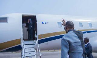 President Faustin-Archange Touadéra Concludes Visit to Rwanda