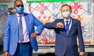 COVID-19 Vaccine: Rwanda Receives 200,000 Doses from China