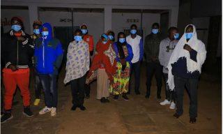 Rwandans Deported from Uganda Test COVID-19 Positive On Arrival