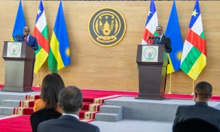 Rwanda, CAR Commit to Strengthen Partnerships to Restore Peace, Boost Trade`