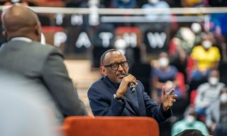 Challenge Yourselves Enough, Before Seeking Help−Kagame to University Students