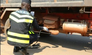 Int'l Day of Clean Air: Rwanda Conducts Vehicle, Industry Emissions Inspection