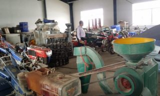 Rwanda−China's 50 Years of Diplomatic Relations:  Celebrating Agriculture Technology